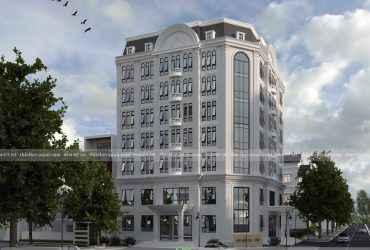 Thiết kế trụ sở Công ty HAI ANH GARMENT tại Từ Liêm, Hà Nội