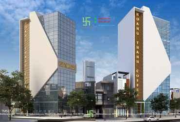 Thiết kế Tòa nhà HOANG THANH BUILDING tại Quận 8, Tp. Hồ Chí Minh