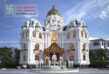 Lâu đài đẹp lộng lẫy và tráng lệ bậc nhất LD 725