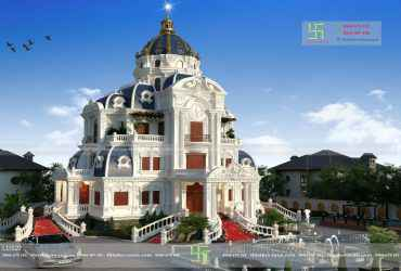 Lâu đài tân cổ điển xa hoa và đẳng cấp LD 527