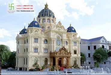 Thiết kế lâu đài xa hoa bậc nhất ld708 1