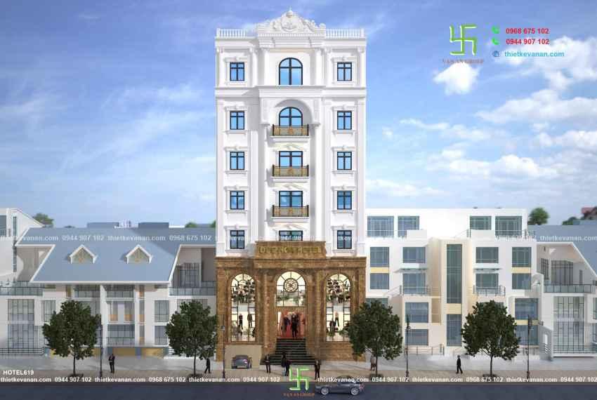 Khách sạn 2 sao đẹp ấn tượng tại thành phố biển Vũng Tàu HOTEL 6182