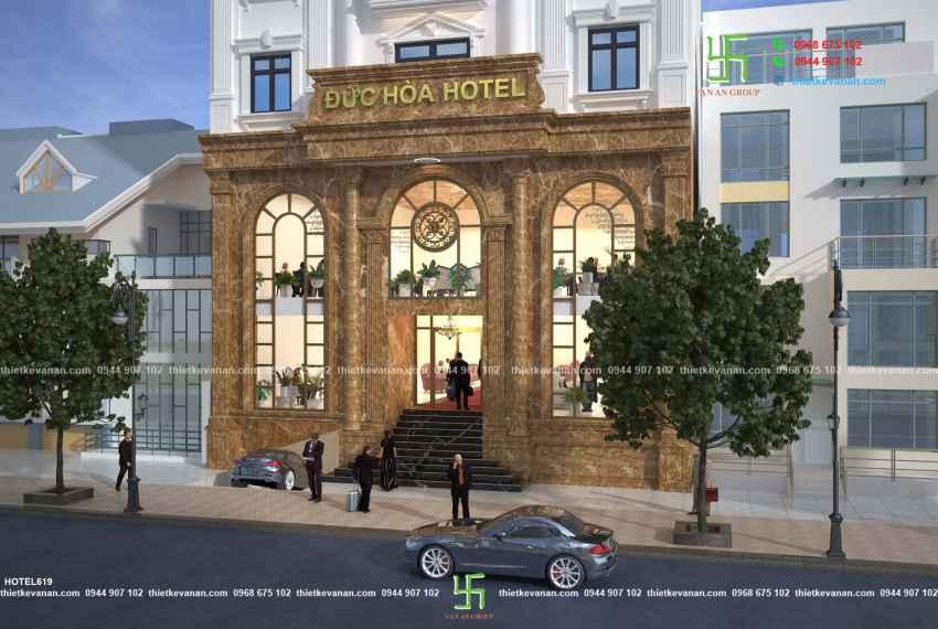 Khách sạn 2 sao đẹp ấn tượng tại thành phố biển Vũng Tàu HOTEL 6183