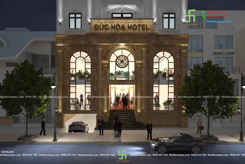 Khách sạn 2 sao đẹp ấn tượng tại thành phố biển Vũng Tàu HOTEL 6186