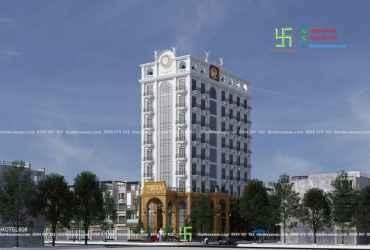 Khách sạn 3 sao phong cách Châu Âu đẹp ngỡ ngàng