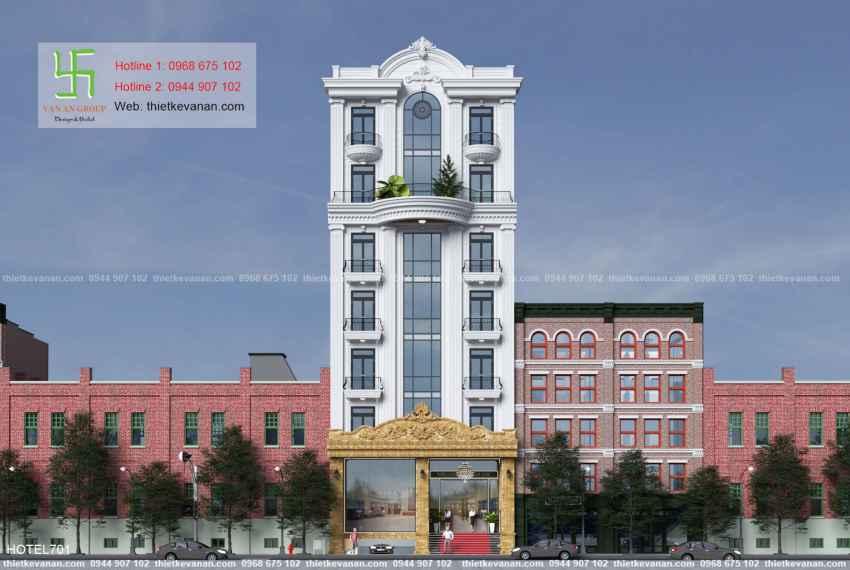 Khách sạn đẹp đạt chuẩn 2 sao tại thành phố biển Nha Trang HOTEL 7011