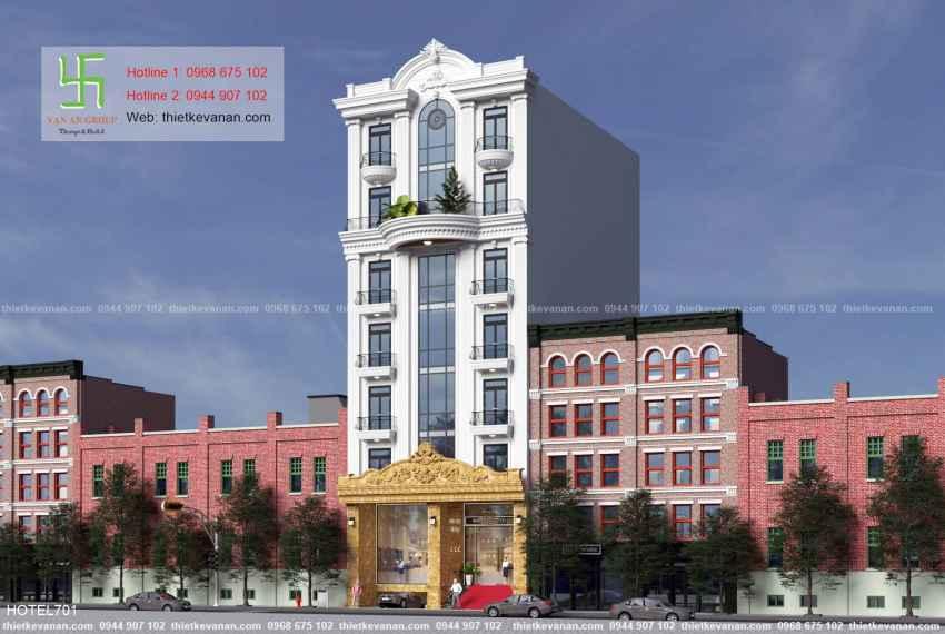 Khách sạn đẹp đạt chuẩn 2 sao tại thành phố biển Nha Trang HOTEL 7012