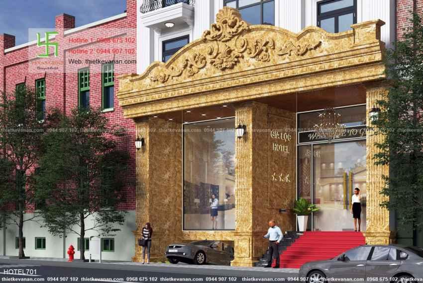 Khách sạn đẹp đạt chuẩn 2 sao tại thành phố biển Nha Trang HOTEL 7013