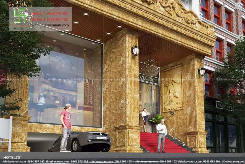 Khách sạn đẹp đạt chuẩn 2 sao tại thành phố biển Nha Trang HOTEL 7014