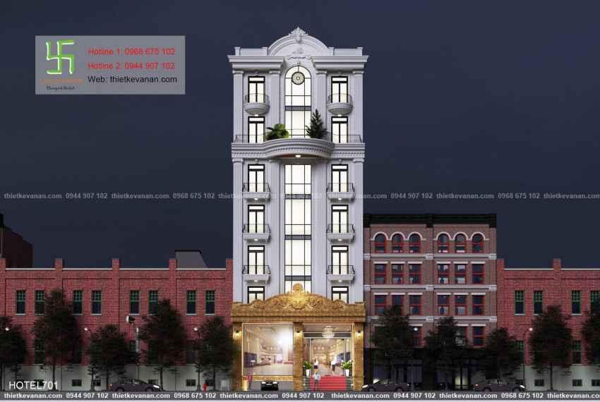 Khách sạn đẹp đạt chuẩn 2 sao tại thành phố biển Nha Trang HOTEL 7015