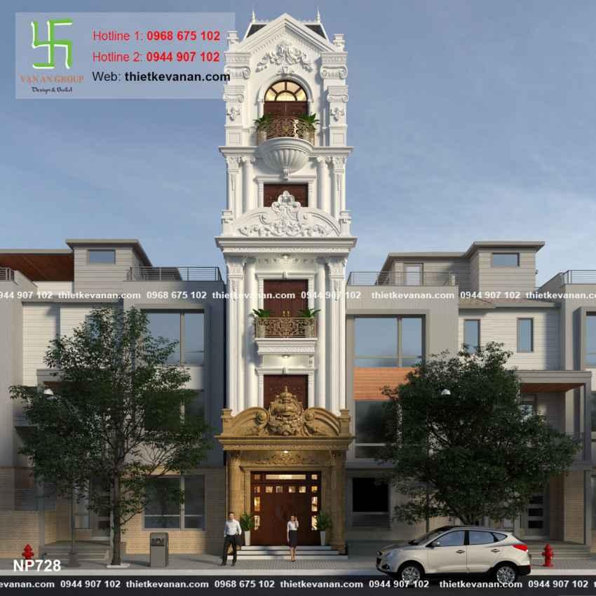Nhà phố đẹp lung linh 7281