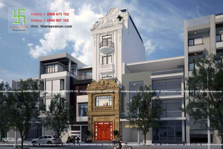 Nhà phố đẹp lung linh tại Hà Nội 7262