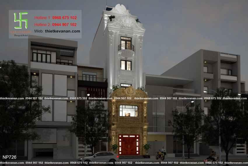 Nhà phố đẹp lung linh tại Hà Nội 7267