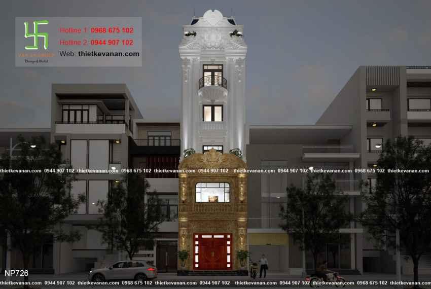 Nhà phố đẹp lung linh tại Hà Nội 7268