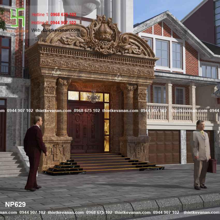 Thiết kế nhà phố đẹp lộng lẫy tại Quảng Ninh 6295