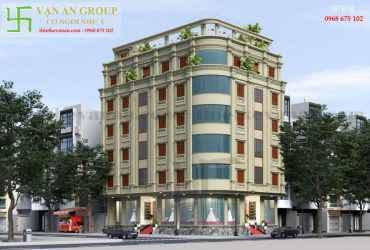 Biệt thự phố đẹp ấn tượng tại thành phố Cao Bằng BT 6181