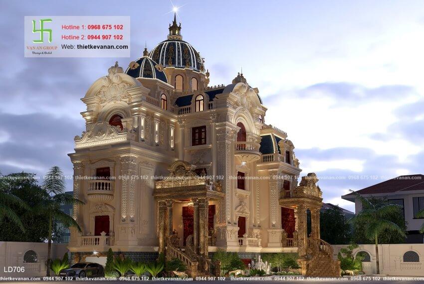 Giới thiệu chung về thương hiệu thiết kế lâu đài đẳng cấp 2601706