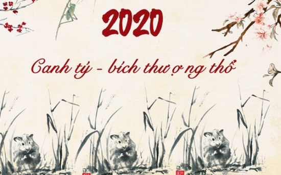 2020 mệnh gì