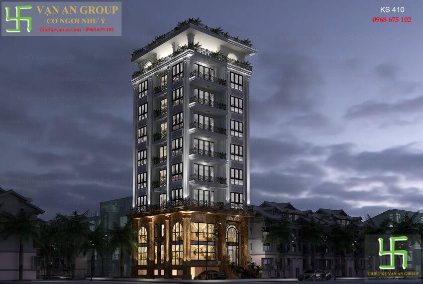 Thiết kế khách sạn nhà hàng thương hiệu thiết kế vạn an group 2601410