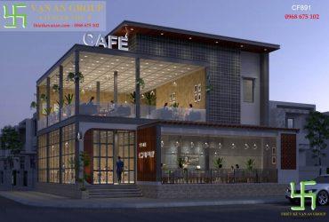 Thiết kế quán cafe nhỏ đẹp ấn tượng nhất của năm