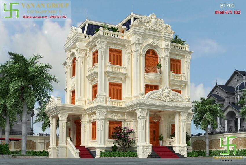 Thiết kế biệt thự đẹp ngất ngây và 1200+ Mẫu thiết kế biệt thự đẳng cấp 1402202