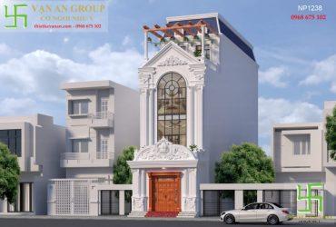 Mặt tiền nhà phố đẹp sang trọng và đẳng cấp nhất