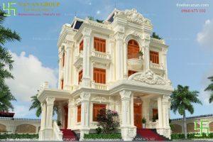 Màu sơn nhà đẹp sang trọng và đẳng cấp bậc nhất