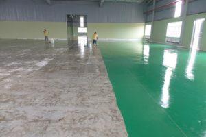 Sơn sàn epoxy là gì? Quy trình sơn sàn epoxy chuẩn kỹ thuật