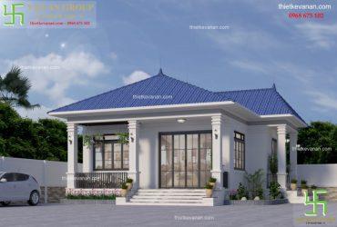 Bungalow house design ideas for Vietnamese architecture
