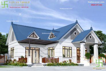 Mẫu nhà mái Thái cấp 4 đẹp mê mẩn và 300+ Mẫu nhà cấp 4 đẹp