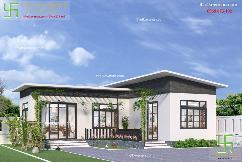 mẫu thiết kế nhà cấp 4