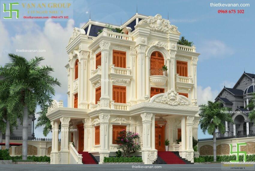 House Design In Vietnam Is Impressive And Unique Van An Design