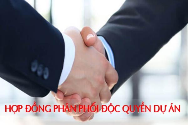 hợp đồng phân phối độc quyền