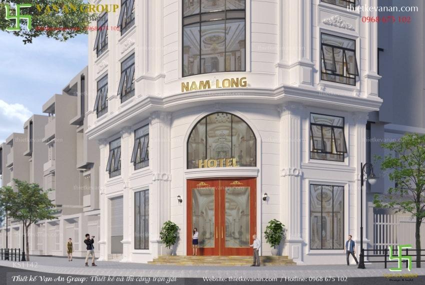 thiết kế chung cư cho thuê