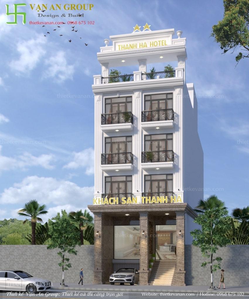 công ty thiết kế khách sạn uy tín