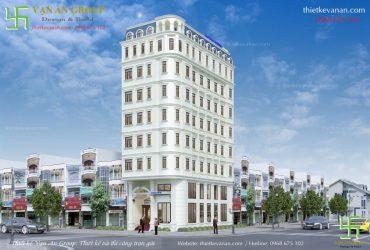 Mẫu chung cư mini đẹp kiến trúc Châu Âu cuốn hút mọi du khách