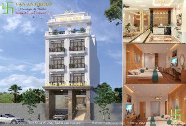 Thiết kế thi công khách sạn trọn gói uy tín, chuyên nghiệp