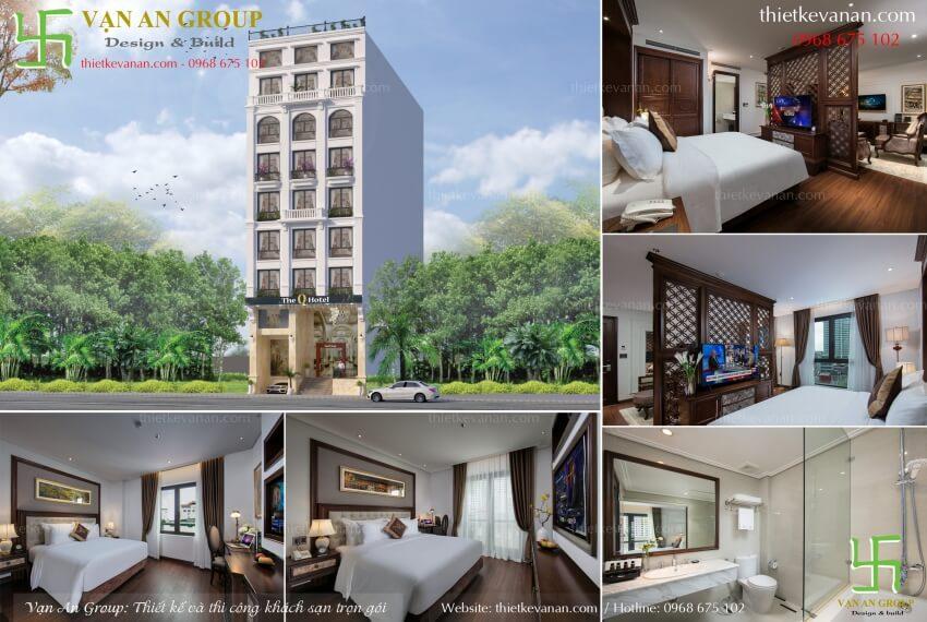 công ty thiết kế khách sạn tại hà nội
