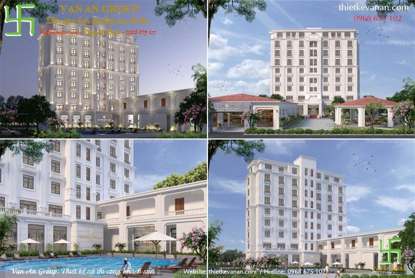 công ty thiết kế khu nghỉ dưỡng