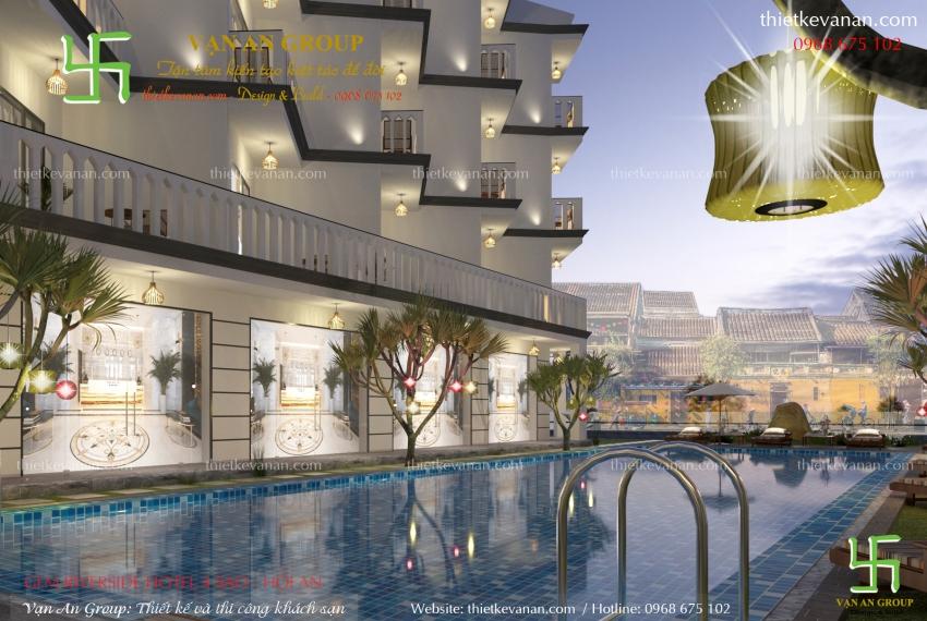 tư vấn thiết kế resort nghỉ dưỡng