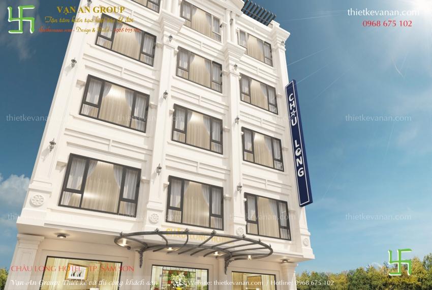 công ty thiết kế khách sạn đẹp tại thanh hóa