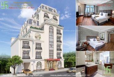 Thiết kế khách sạn tại Bình Dương đạt chuẩn 3 sao