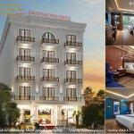 Thiết kế khách sạn 2 sao tại Sapa kiến trúc Châu Âu sang trọng