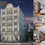 Thiết kế khách sạn tại Gia Lai thu hút mọi ánh nhìn