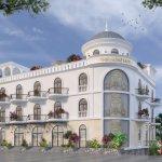 Thiết kế villa nghỉ dưỡng đẹp lung linh, sang trọng và cuốn hút