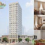 Thiết kế thi công khách sạn 4 sao tại Nha Trang